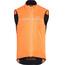 Craft Featherlight bodywarmer Heren oranje